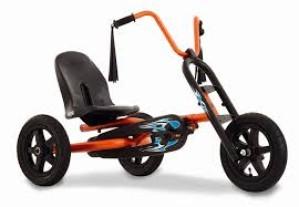 BERG Choppy pedal go-kart