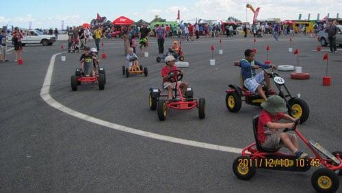 Berg toys go-kart Rental
